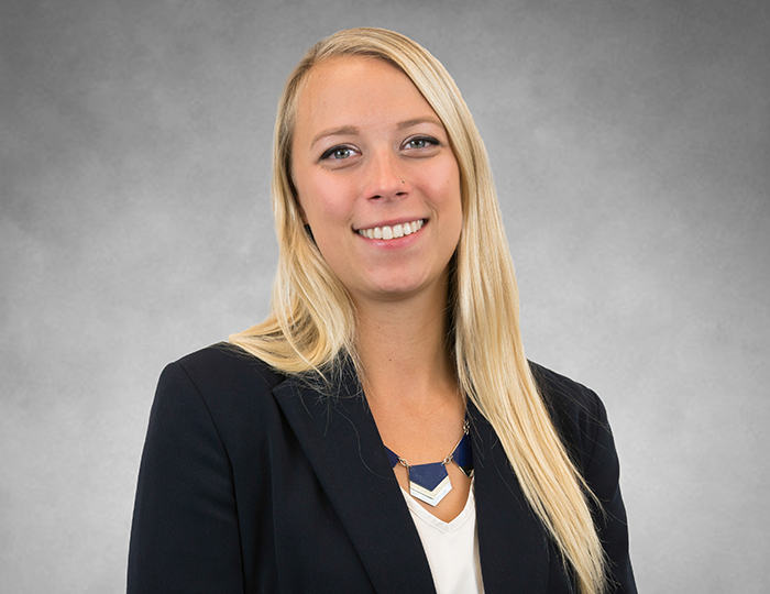 Courtney Woolard – Project Manager