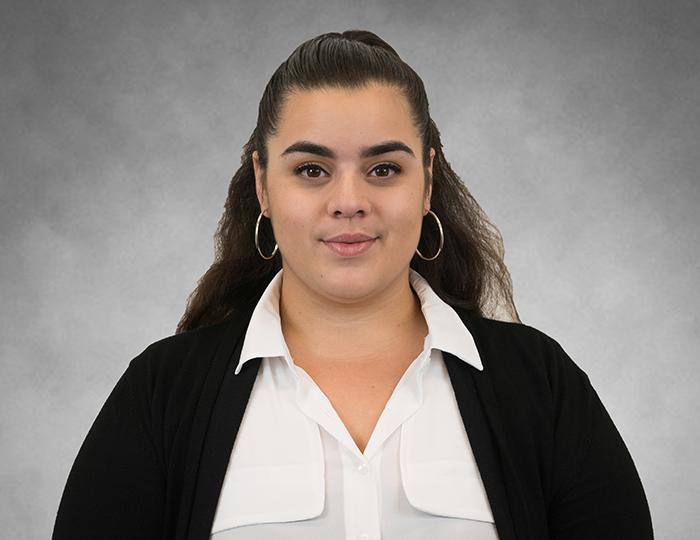 Cynthia Alvarez – Receptionist